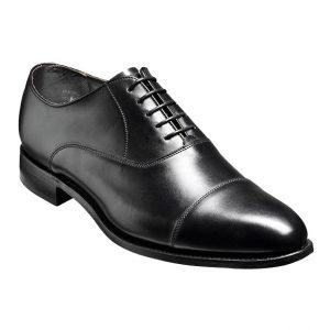Barker Duxford Classic Black Oxford