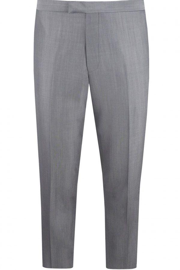 Pearl Grey Mens Wedding Suit Trousers by Black Tie Menswear, Berkshire