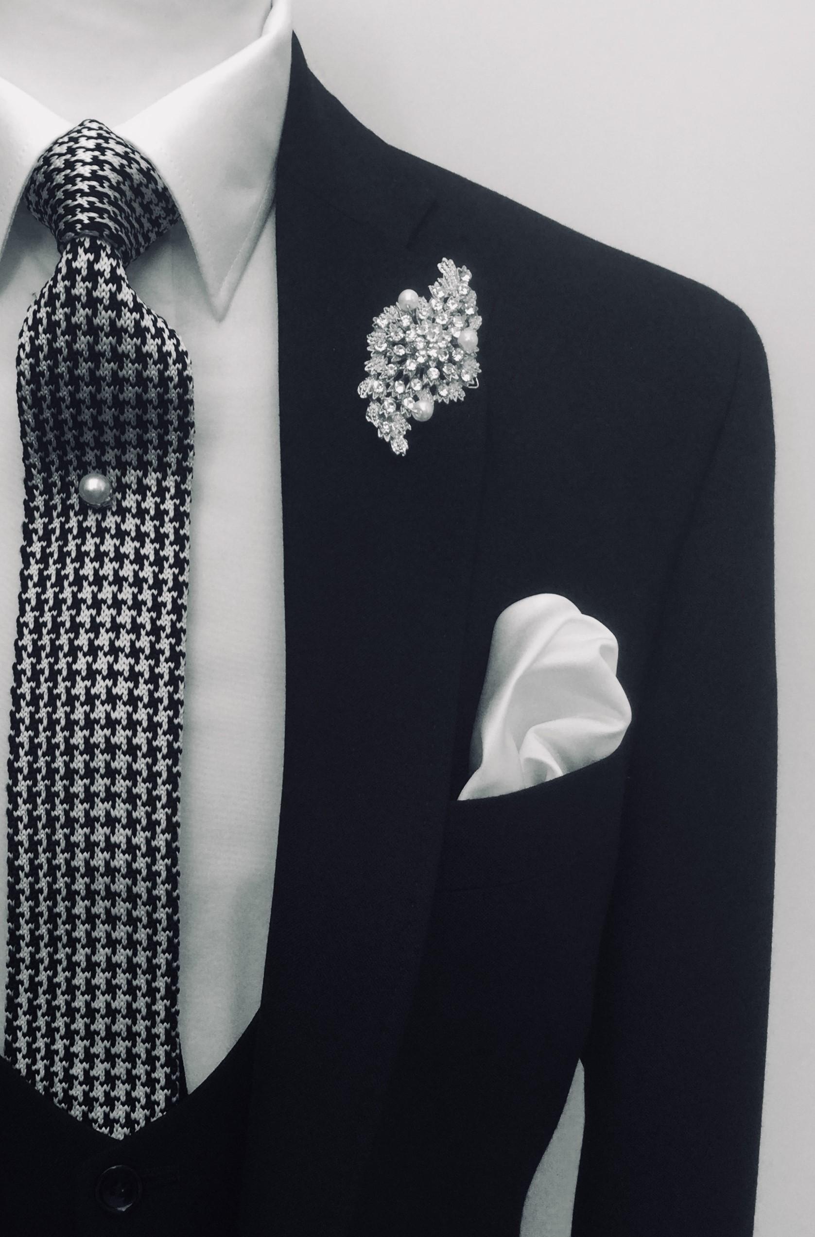 Black Mens Lounge Hire Suit by Black Tie Menswear, Berkshire