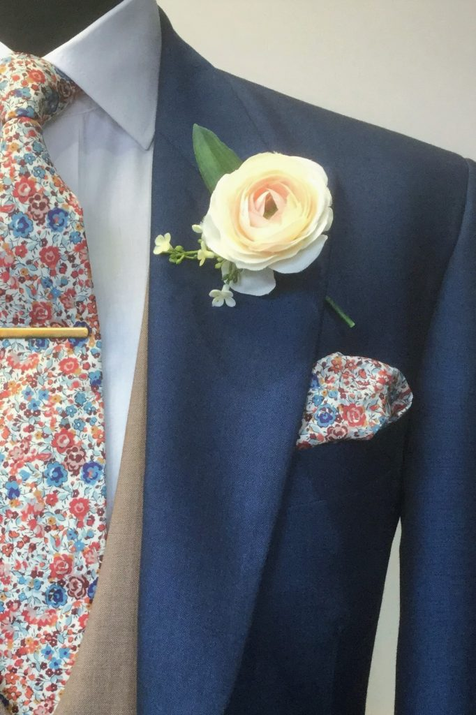 French Royal Navy Wedding Morning Suit Hire by Black Tie Menswear