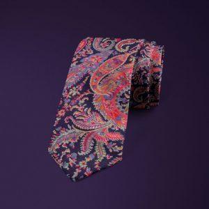 Felix Liberty of London cotton fabric floral tie