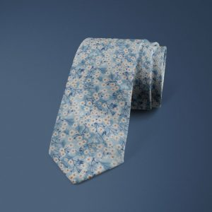 Mitsi Liberty of London cotton fabric floral tie